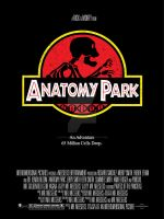 Anatomy Park - Rick and Morty parody movie poster by LavaLampCreative