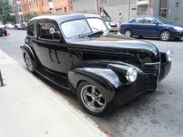 1940 Chevrolet Coupe III by Brooklyn47