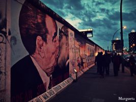 East Side Gallery by margueta