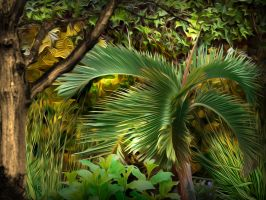 The Mighty Jungle by hallbe