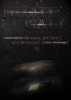 'Nightcall - The Game' Cover by Nightmare95GFX