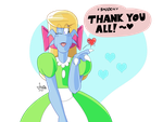 Alice loves you too! by JAMEArts