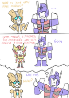 Happy Place - Ultra Magnus by PurrV