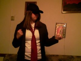 Nostalgia Critic Cosplay by JudgeChaos