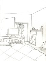 My Bedroom by Nosh59