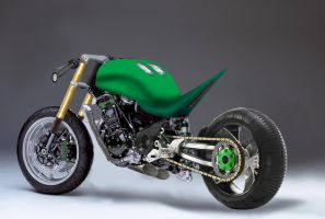Kawasaki Concours 14 fighter by LMColledge