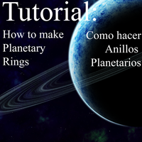How to make Planetary Rings by rellik1990