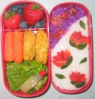Prom '06 Bento by gargoylekitty