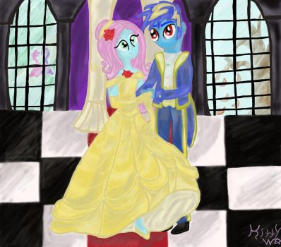 Request by Thunder and Crystal by KittyWish5
