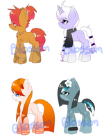 Pony Adoptable Auction: CLOSED by Blossomdash