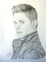 Dean Winchester by StarGazerSquirrel