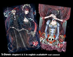 Xdown chapter4-5 in english available by rann-poisoncage