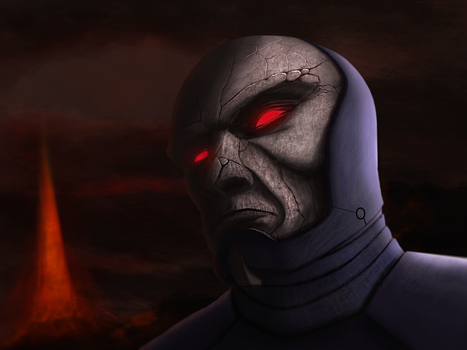 Darkseid by Daverex