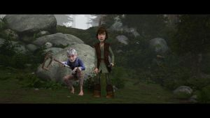 Jack and Hiccup by 1JoyDreamer