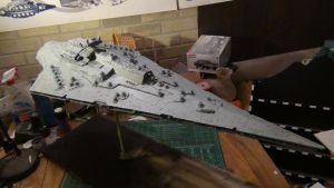 BELLATOR CLASS STAR DESTROYER COMPLETED 1 by THE-WHITE-TIGER