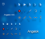 Angelok-cursors by tchiro