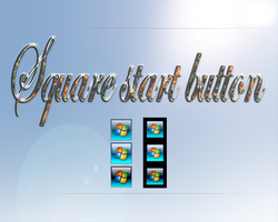 Square Start Button for 7. by Fiazi