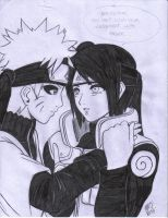 Naruto: The Last One NarutoXKonan by MegaDarkly