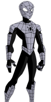 Spectacular Spider-Armor by ValrahMortem