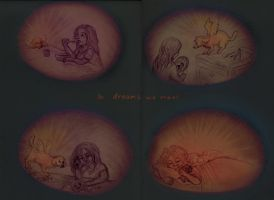 In dreams we meet by Sukeile