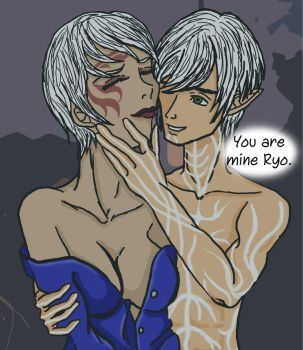 You are mine... by Reesha2