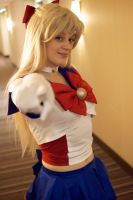 Sailor V at the CON-G! #7 by Lightning--Baron