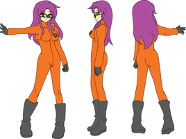 ATX1's References Collection 1: Mia by AliciaRFlowright