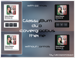 GlassyBum Duo covergloobus theme by iacoporosso