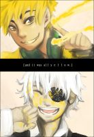 and it was all yellow by xShieru