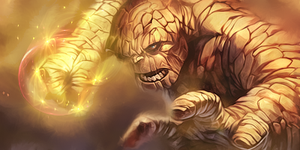 The Thing - Power Attack by SecurityGFX