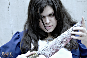 Alice Lidell : Madness Returns (Nippon Fest) by danidarkan