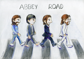 Abbey Road by Kanis-Major