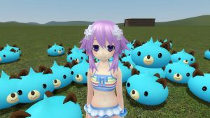 hypnodimension dogoo(game over) 2 by thandc