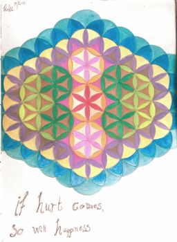 Flower of life by AshiharaLover