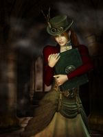Steampunk in silent by janedj