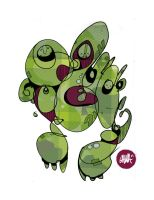 Tartan Army Purple Leather by Jawa-Tron