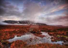 Beinn a Chrulaiste by DL-Photography