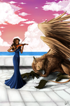 Playing the Melody by Yuleira