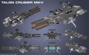 Talon Crusier MK-V by usstodd