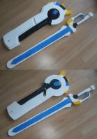 Edge Maverick - Sword by Tenryuu