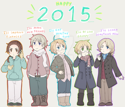 APH New Years resolution by Patynotchan