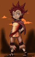 Ayda -now with color- by DONGSDONGS