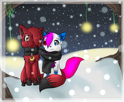 :AT: Snow by AnglaisRose