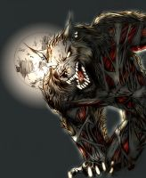 BARK_AT_THE_MOON_by_1314 by Xeno-Crazy