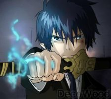 Ao no Exorcist - Core Pride by Deko-kun
