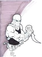 Riddick by Kid-Destructo