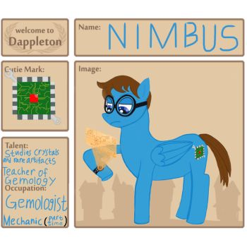 Dappleton - Nimbus by templar127
