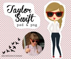 +Taylor Swift2 doll by seredirectioner