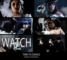 Music Video Time To Dance PATD by Lucibz
