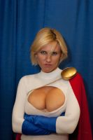 Power Girl by Cadha13